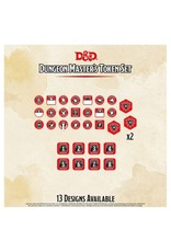 D&D: Character Tokens: Dungeon Master