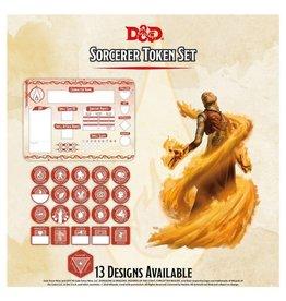 D&D: Character Tokens: Sorcerer