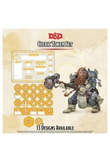 D&D: Character Tokens: Cleric