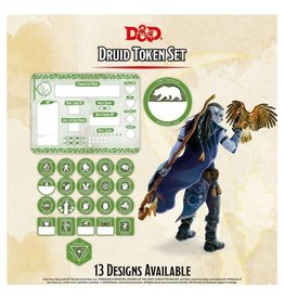 D&D: Character Tokens: Druid