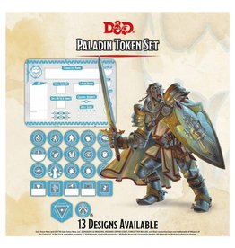 D&D: Character Tokens: Paladin