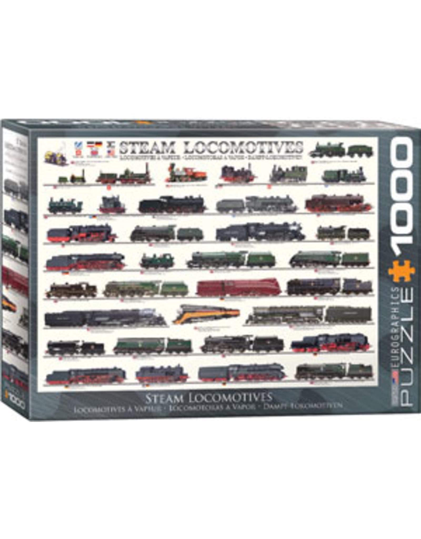 Eurographics Steam Locomotives