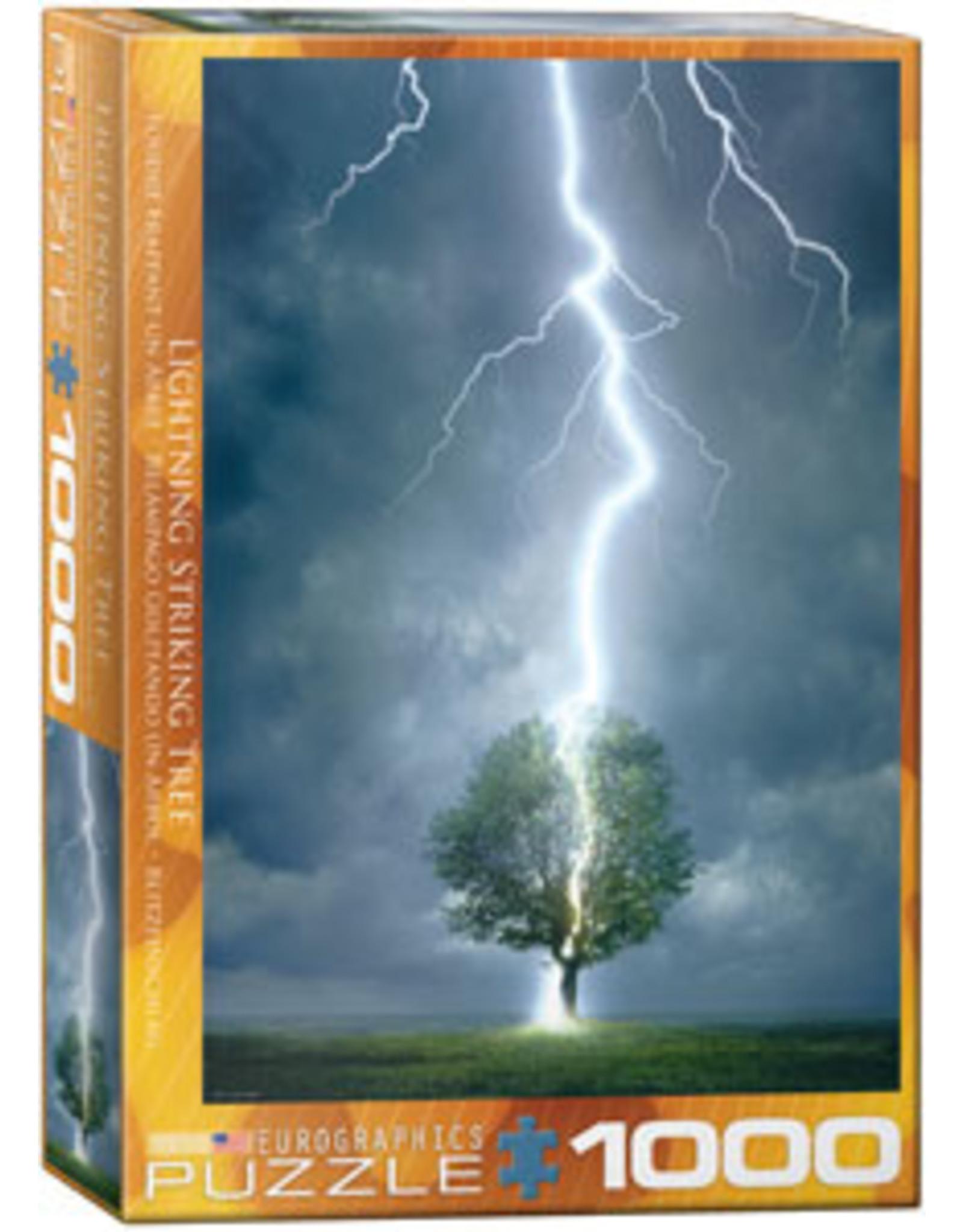 Eurographics Lightning Striking Tree