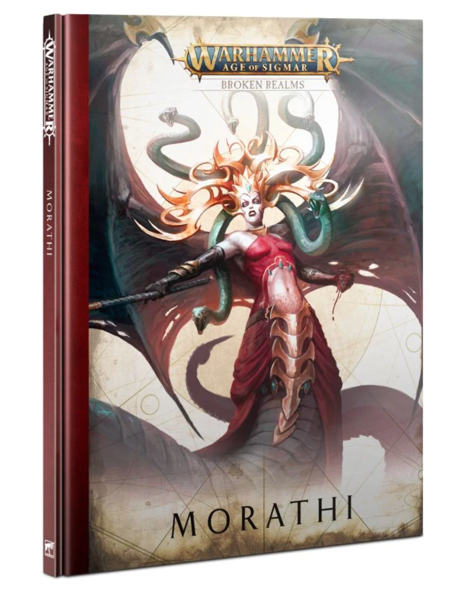 Age of Sigmar Broken Realms: Morathi