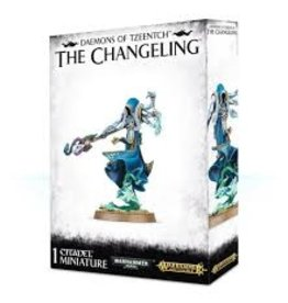 Age of Sigmar Daemons of Tzeentch The Changeling