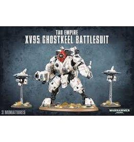 Warhammer 40K Tau XV95 GhostKeel Battlesuit