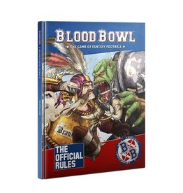 Blood Bowl Blood Bowl Rulebook (2020)
