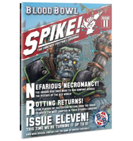 Blood Bowl Blood Bowl: Spike! Journal Issue 11