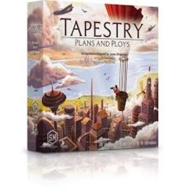 Stonemaier Games Tapestry: Plans and Ploys