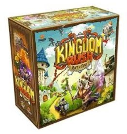 Lucky Duck Games Kingdom Rush: Rift In Time and Expansions (KS)