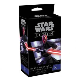 Fantasy Flight Games SW Legion: Darth Maul & Sith Probe Droids