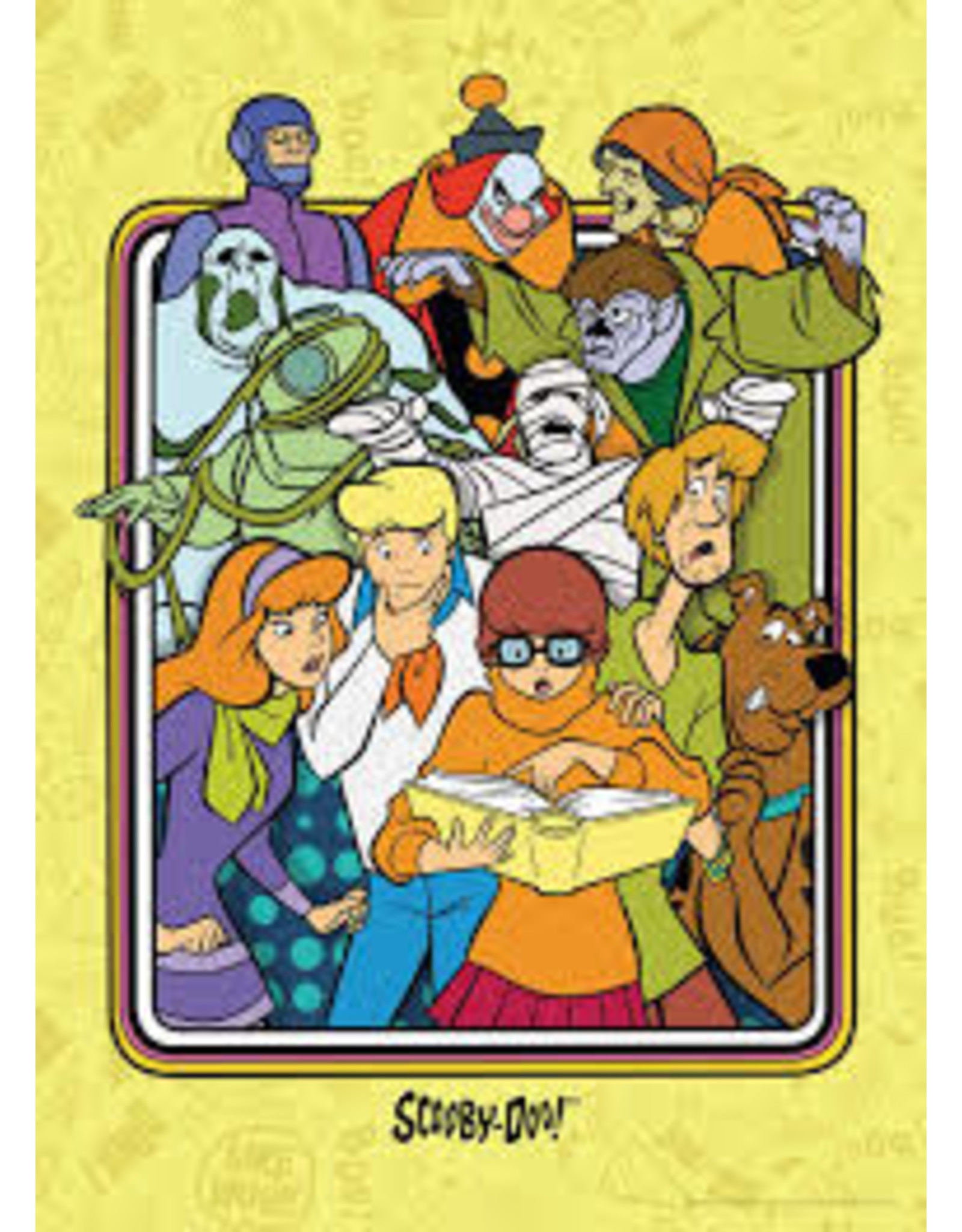 The OP Puzzle: Scooby Doo Those Meddling Kids