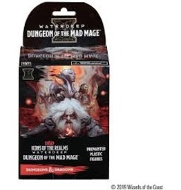 Wiz Kids D&D ICR Set 11 Waterdeep Dungeon of the Mad Mage Booster