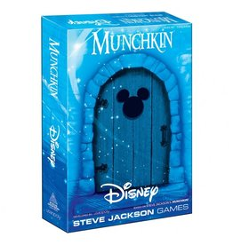 The OP Munchkin: Disney