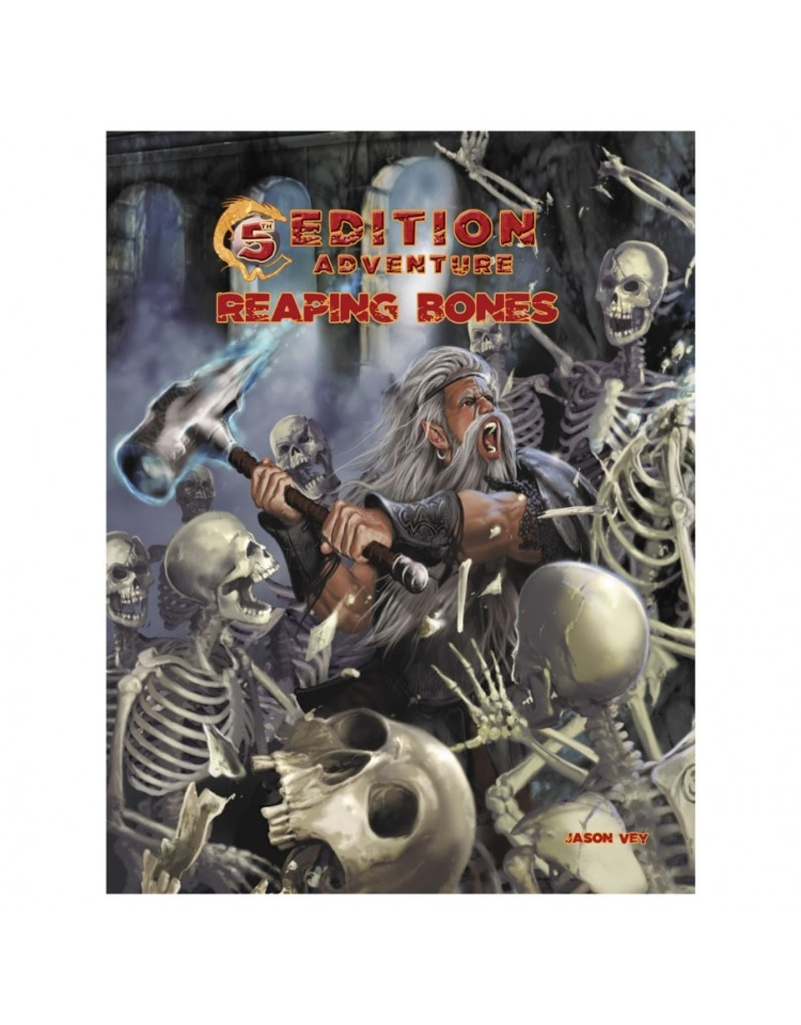 Troll Lord Games 5E: Adv: Reaping Bones