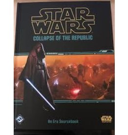 Fantasy Flight Games Star Wars RPG: Collapse of the Republic