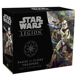 Fantasy Flight Games Star Wars: Legion - Phase II Clone Troopers Unit Expansion