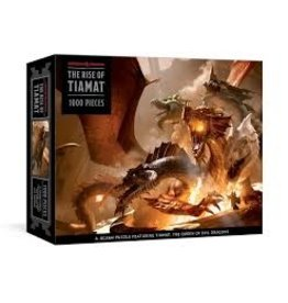 Random House D&D: The Rise of Tiamat Dragon Puzzle (1000)