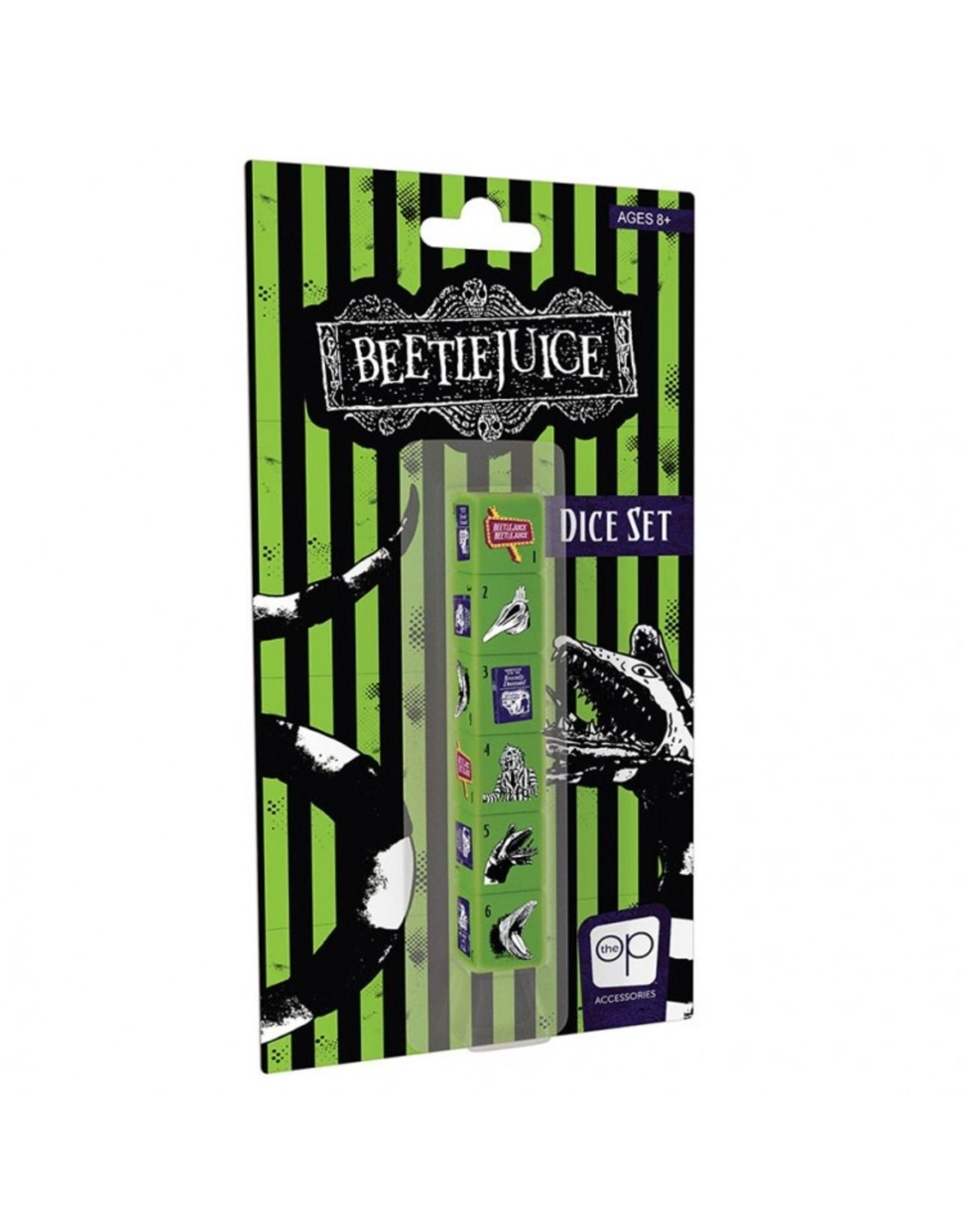 The OP d6 Beetlejuice Dice (6)