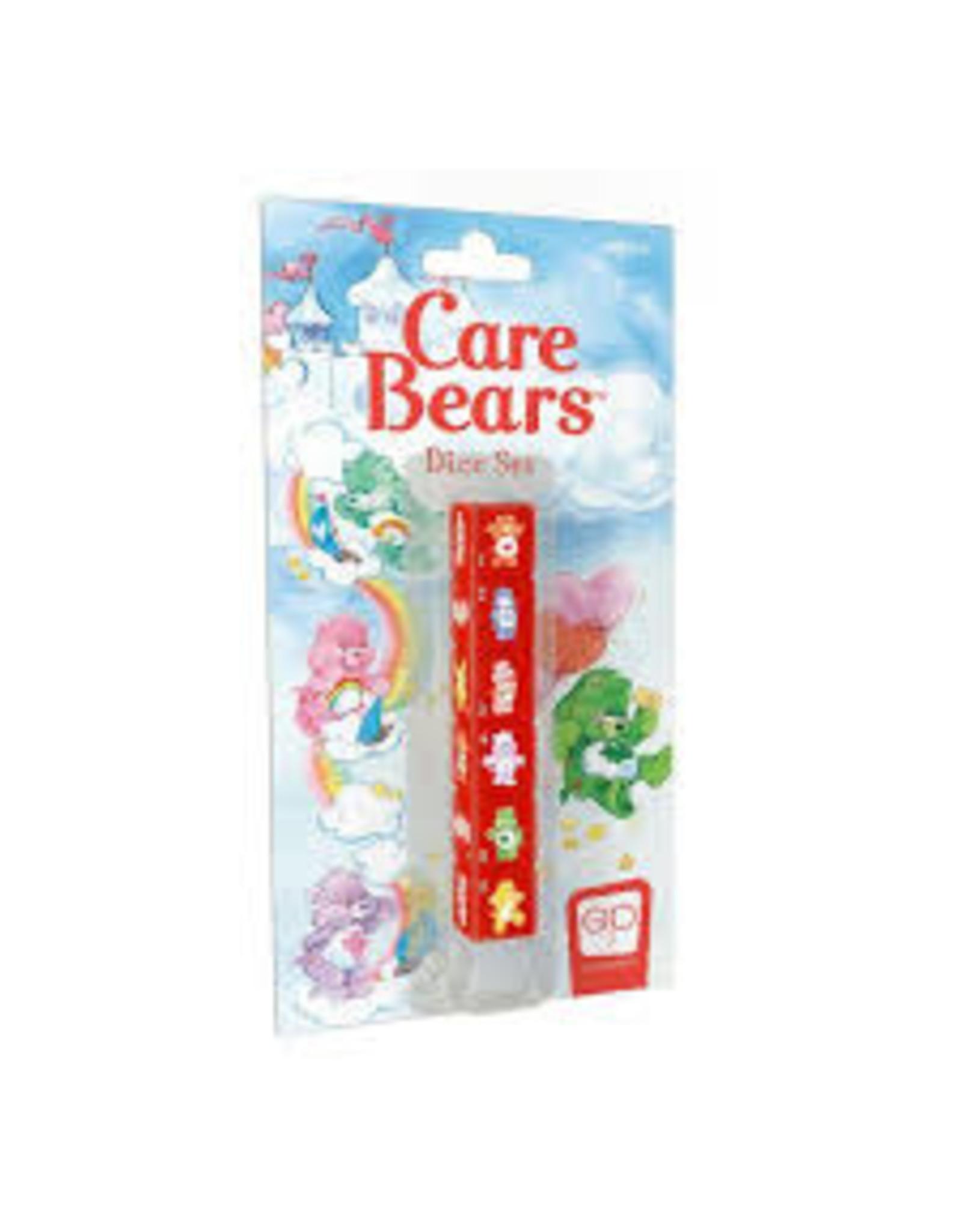 The OP d6 Care Bears Dice (6)