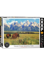 Eurographics Grand Teton National Park