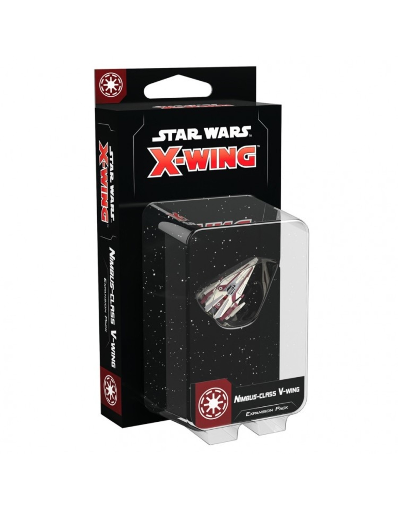 Atomic Mass Games Star Wars X-Wing 2nd Ed: Nimbus-class V-wing