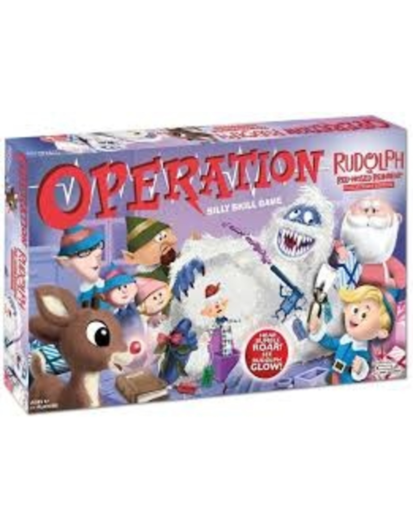 The OP Operation Rudolph