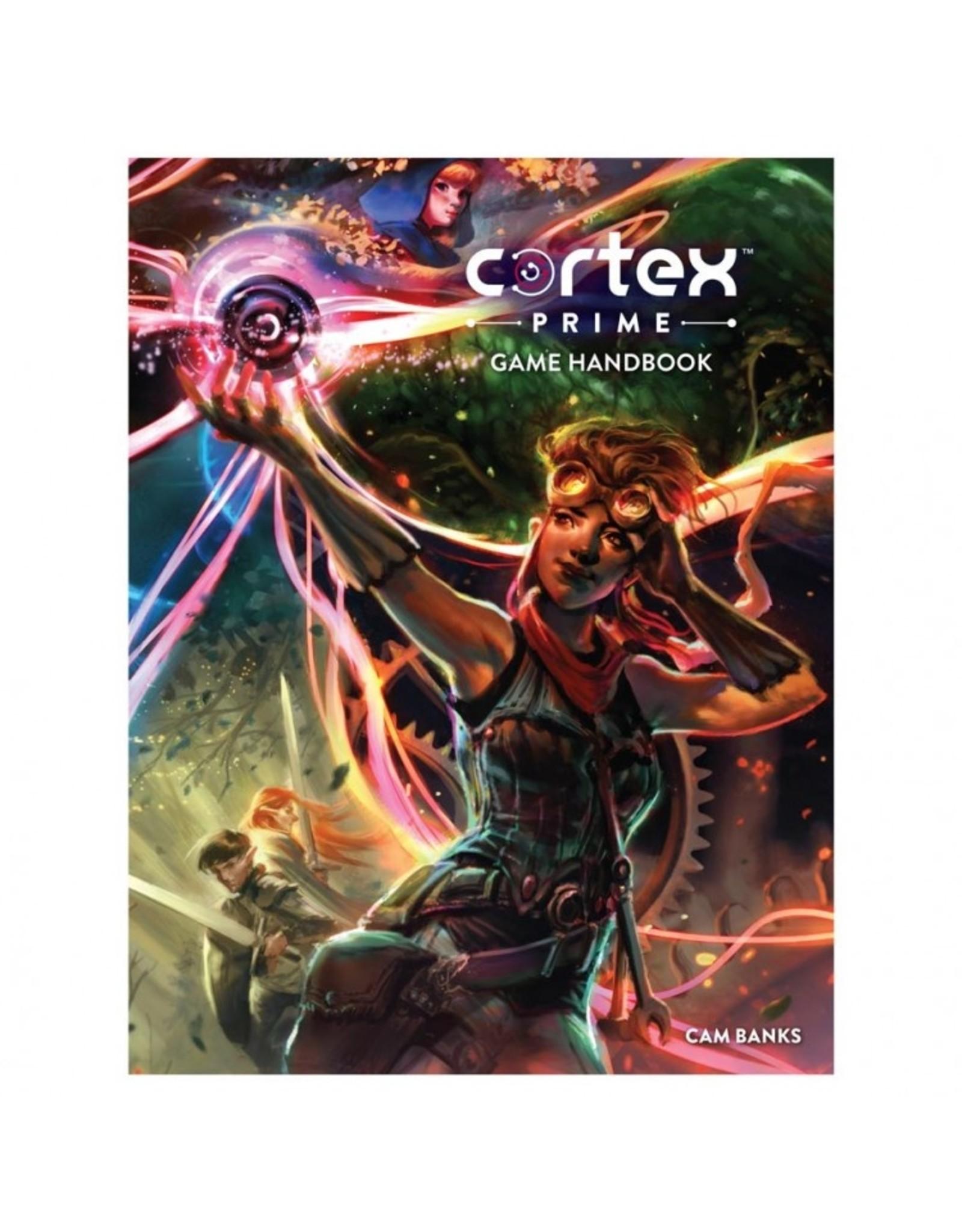 Atlas Games Cortex Prime Game Handbook