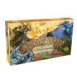 Greater Than Games, LLC Spirit Island: Premium Token Pack