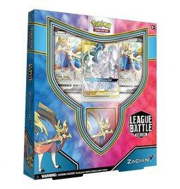 Pokemon PKM: Zacian V League Battle Deck