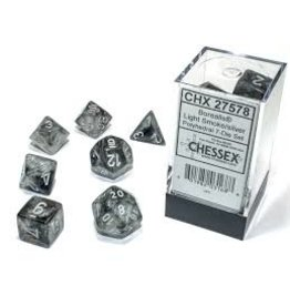 Chessex 7-SetCube Borealis Luminary LTSMsv