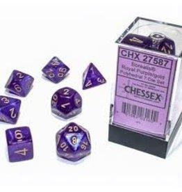Chessex 7-SetCube Borealis Luminary RYLPUgd