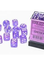 Chessex d6Cube16mm Borealis Luminary PUwh (12)