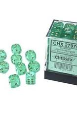 Chessex d6Cube12mm Borealis Luminary LTGRgd (36)