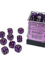 Chessex d6Cube12mm Borealis Luminary RYLPUgd(36)