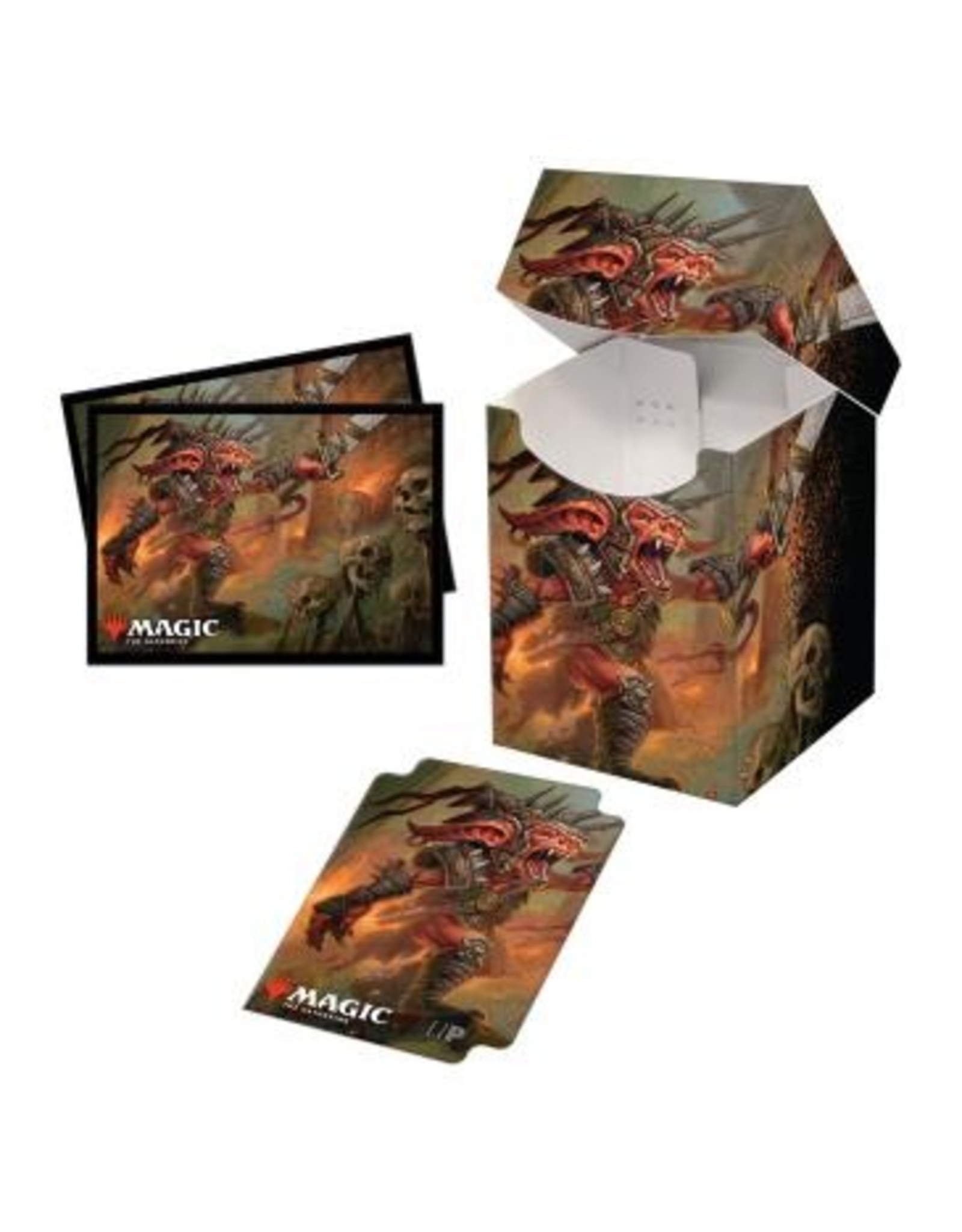 Ultra Pro Combo Box: MtG: PRO: Commander V5 (100)