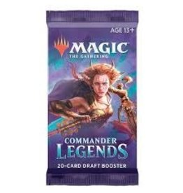 Magic MTG: Commander Legends: Draft Booster Pack