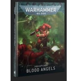 Warhammer 40K Codex: Blood Angels
