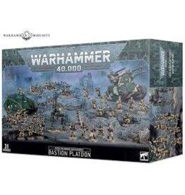Warhammer 40K Astra Militarum: Bastion Platoon