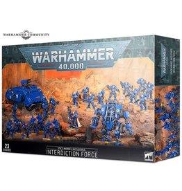 Warhammer 40K Space Marines: Interdiction Force