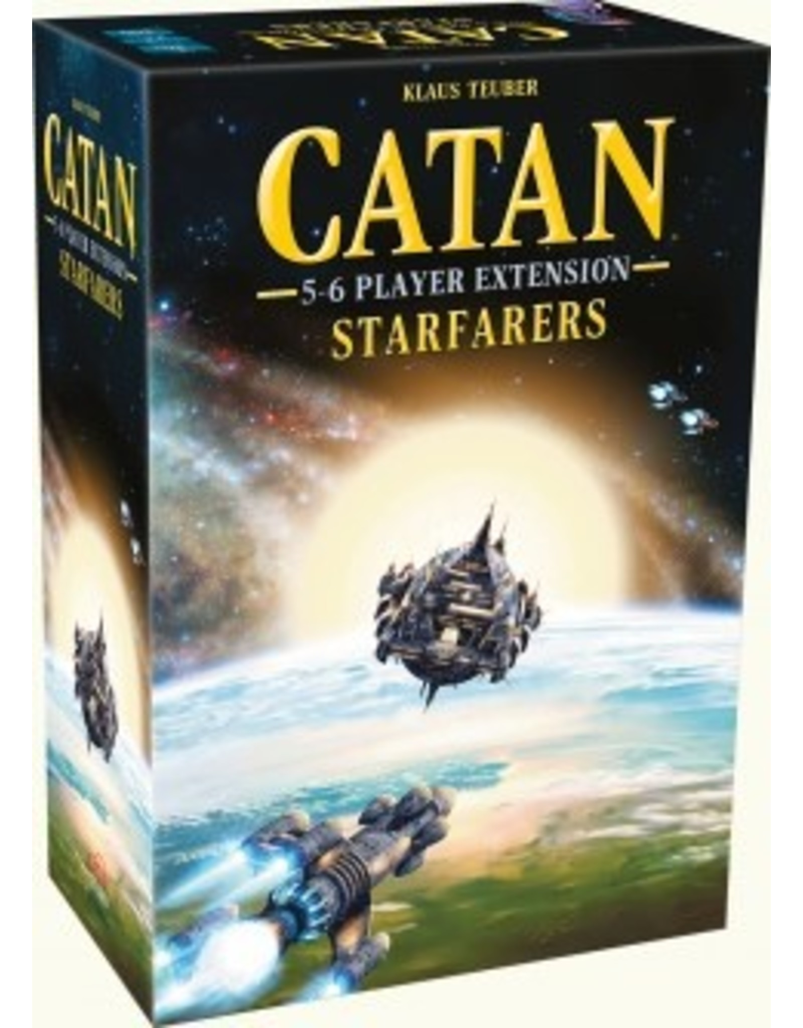 Catan Studios Catan: Starfarers 2nd Edition 5-6