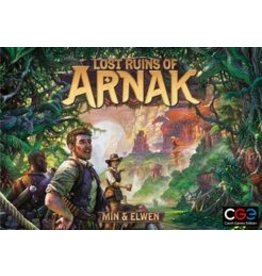 Czech Games Edition Lost Ruins of Arnak (Pre Order)