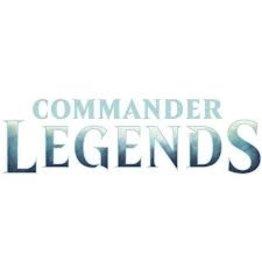 Magic MTG: Commander Legends: Commander Deck Case (6 decks)