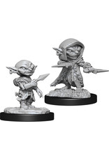 Wiz Kids D&D Nolzur's MUM: W13 Goblin Rogue Male