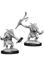 Wiz Kids D&D Nolzur's MUM: W13 Goblin Guide & Goblin Bushwhacker