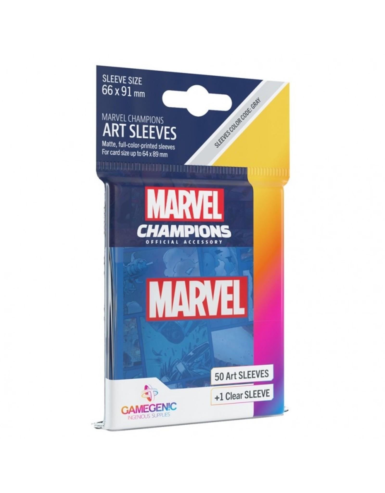 GameGenic DP: MC LCG: Marvel Blue