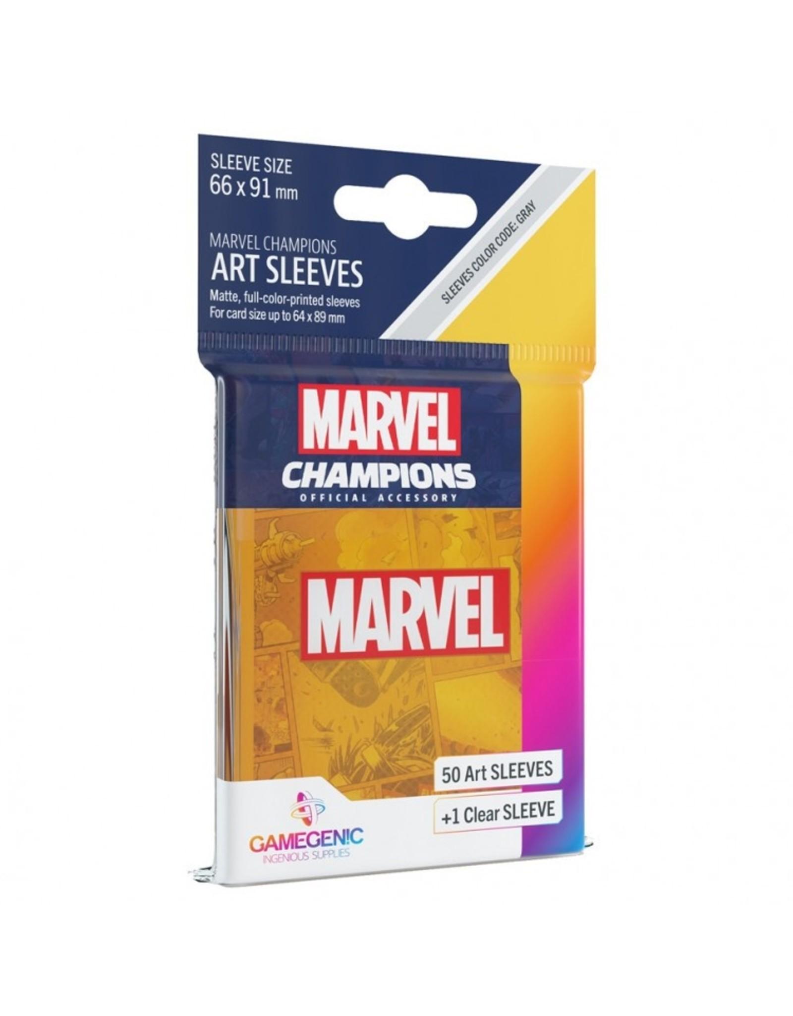 GameGenic DP: MC LCG: Marvel Orange