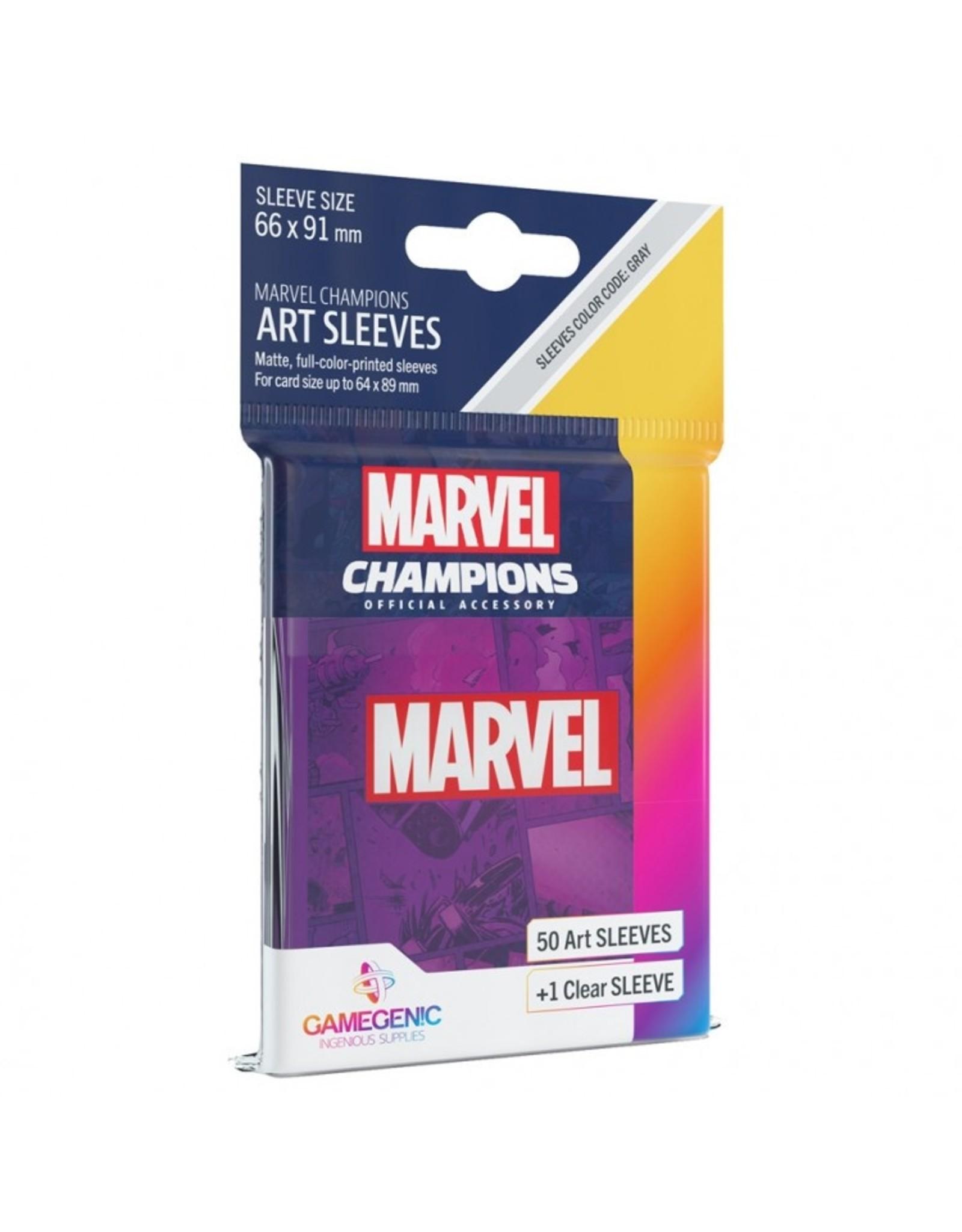 GameGenic DP: MC LCG: Marvel Purple