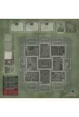 Gamelyn Games Tiny Epic Zombies: Game Mat