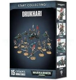 Warhammer 40K Start Collecting!  Drukhari